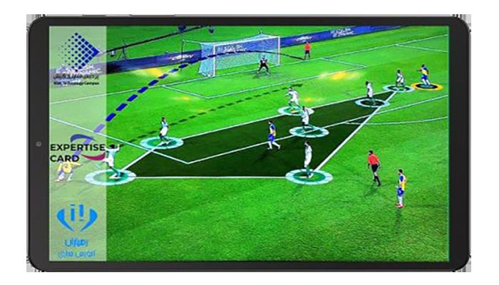 گزارش برگزاری دوازدهمین دوره آنلاین آنالیزور فوتبال