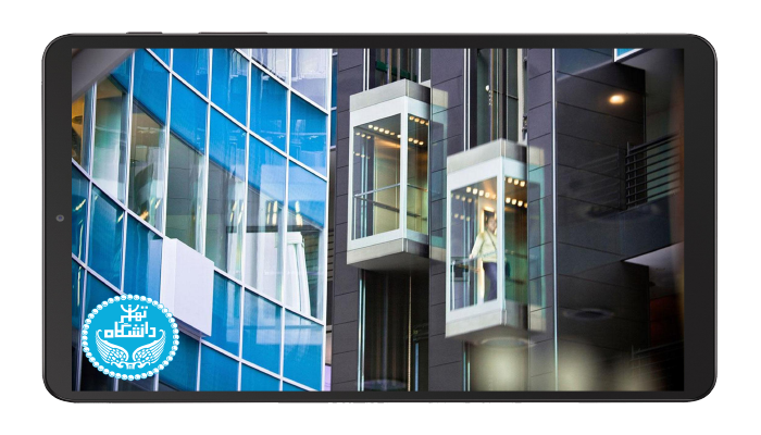 کارگاه نرم افزار نقشه کشی آسانسور LIFT DESIGNER دانشگاه تهران (پیشرفته)